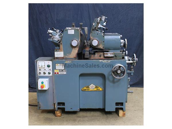 "2"" Dia. Cap 5hp Motor HP Supertec STC-12 NEW 1985, SERVICED  EXCELLENT, CENTERLESS GRINDER, HYD. DRESSERS, WORKREST, COOLANT"