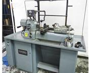 "9"" Swing Hardinge DSM-59 SECOND OP LATHE, Vari-Speed,5C-Collet,Cross Slide,3-Jaw,Cool"