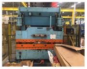 "90 Ton, Cincinnati # 90CBX6 , 8' OA, 78.5"" BH, Hurco Autobend 7, 2 Axis CNC BG, #8248"