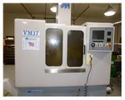 2001 Milltronics VM-17 CNC Vertical Machining Center