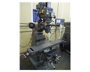 Sharp Model EMV-50/DV8 Vertical Milling Machine
