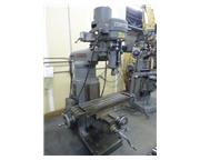 Gorton Model Mastermill #122 Vertical Milling Machine