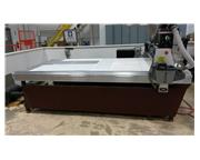 (One) Pre-Owned Gerber Sabre CNC Router Model 408 3 Axis 2005