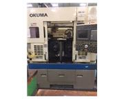 1997 Okuma LFS 10-2sp CNC Lathe OSP-U100L Dual Adjacent Spindles & Twin