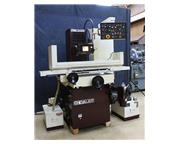 """8"""" Width 18"""" Length Chevalier FSG-3A818, New 2000, 3X Auto Feeds SURFACE GRINDER"""