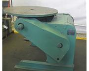 2500Lb Cap. Ransome 25-P WELDING POSITIONER, Powered Tilt and Rotation
