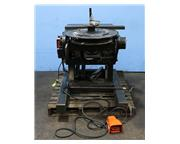 2000Lb Cap. Aronson HD20-TVR WELDING POSITIONER, Powered Tilt and Rotation