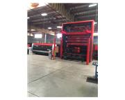 2015 Amada FLCAJ3015, 5x10, 2000 Fiber with Tower FMS Automation