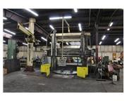 "120"" MORANDO DOUBLE COLUMN VERTICAL BORING MILL,   MODEL KS-30"