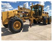 2007 CATERPILLAR 143H VHP PLUS