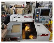 2001 Haas Mini Lathe CNC Turning Center