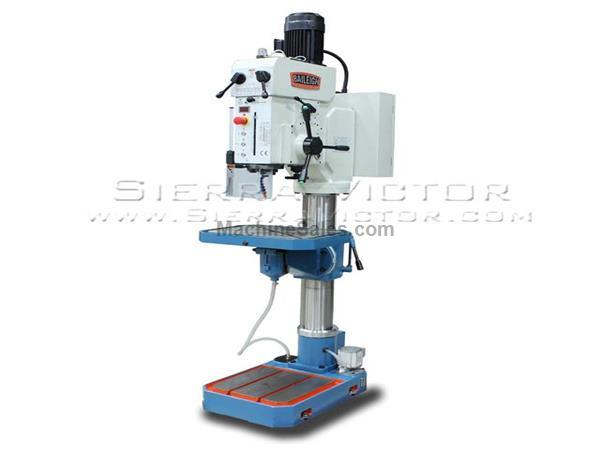 BAILEIGH Gear Driven Drill Press DP-1850G