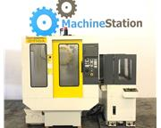 Fanuc RoboDrill α-T14iA Twin Pallet Drill Tap Center
