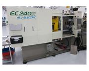 2005 Toshiba EC240V21-8 Plastic Injection Molder/ Electric