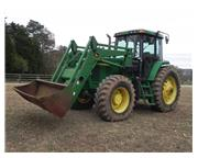 John Deere 7510 Tractor with Loader 1757 hrs