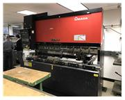 "88 Ton 98.6"" Bed Amada FBD-8025E PRESS BRAKE, Amada NC9EXII 3-Axis CNC Control"