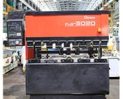 "55 Ton 82"" Bed Amada FBD-5020E PRESS BRAKE, Amada NC9EXII 3 Axis CNC Control"
