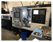 Hwacheon CUTEX 160A CNC LATHE, Fanuc 0iTF, LNS Alpha SL65, Tailstck., Chip Conv.
