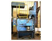 6 cu.ft. Wheelabrator # SERIES-170 , Tumble Blast Machine, #8259HP