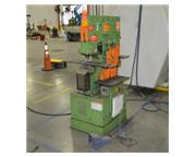 "4"" x 4"" x 1/4"" Peddinghaus Peddiworker # 550 , Hydraulic Ironworker, 55 Ton"