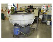 24 cu.ft. Rosler # R620EC , Vibratory Deburring Machine Bowl Type, 1500 RPM, 2008, #8269P