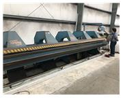 Jorns 16 Ga. x 21' Maxiline 150-SM-MB4000-6.4 CNC Folding Machine