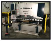 USED PULLMAX / BAYKAL 67 TON x 8' HYDRAULIC CNC PRESS BRAKE, FORMatic 6