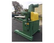 RMG MODEL 1216-01 UNCOILER, 4,000LB COIL WEIGHT, 30 FPM