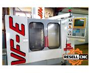 "Haas VF-E - 20""x16""x20"" Travels, 7500 RPM, CAT40 Taper, 1998"