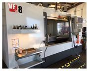 2015 Haas VF-8/40 CNC Vertical Machining Center