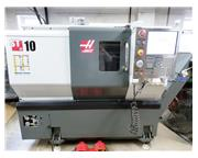 "HAAS ST-10T, 2012, LIKE-NEW, UNDER 100 HOURS, 6"" CHUCK, TAILSTOCK, CHI"