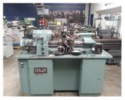 """Feeler # FTL-618EM , precision lathe, 11"""" x 18"""", in/mm threading, 5C collet, coo"""