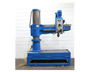 "4' Arm Lth 12"" Col Dia Ooya RE-1225 H RADIAL DRILL, Power Elevation  Clamping, #4MT,"