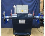 7.5HP Motor 2Hd Heads Hammond 7-VRR0-C,  RETROFITTED 2012 BUFFER POLISHER, INDEPENDENT ELE