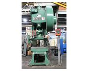 "75 Ton 4"" Stroke Minster 7 OBI PRESS, Air Clutch"