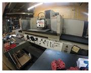 Okamoto # 2860DX , surface grinder, 20 HP, loaded w/options, mag chuck, clnt sys, dresser,