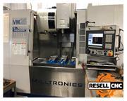 """Milltronics VM25 - 50""""x25""""x24"""" Travel, 8000 RPM, CAT40, 2011"""