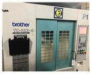 BROTHER TC-S2B-0 CNC DRILL TAP VERTICAL MACHINING CENTER