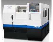 NEW SHIGIYA GPD-20-43  CNC DOUBLE DRIVE CYLINDRICAL GRINDER