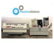 Haas SL-10 CNC Turning Center LATHE W/ SERVO BAR FEEDER