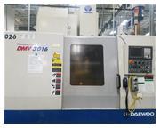 DOOSAN DAEWOO DMV-3016 CNC Vertical Machining Center