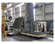 """6.1"""" Giddings & Lewis PT1800 CNC Table Type Horizontal Boring Mill"""