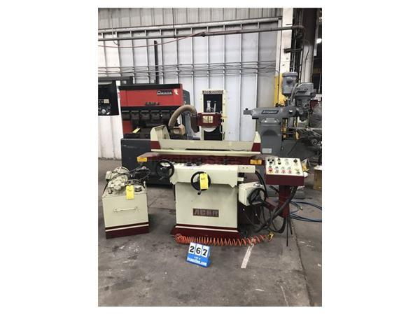 "8"" Width 18"" Length Acer AGS-1020AHD, NEW 2003, 3-AXIS AUTOMATIC SURFACE GRINDER, AUTO IDF, EMC, COOLANT/DUSTCOLLECTOR, DRESSER"