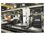 2011 Hyundai KBN-135CL CNC 5.31'' Horizontal Boring Mill