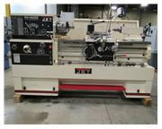 "JET MODEL GH-1440ZX GEARED HEAD GAP BED ENGINE LATHE, 14"" X 40"