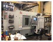 2006 Haas EC-500 CNC Horizontal Machining Center