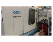 1997 OKK PCV-55 CNC Vertical Machining Center