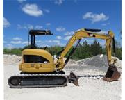 Caterpillar 305C CR Hydraulic Excavator Backhoe Blade Aux CAT