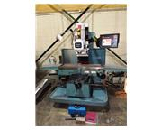 "Southwestern Industries Trak FHM 5 (2007) CNC Bed Mill; 50"" x 12"""