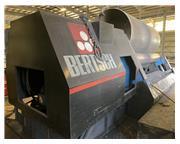 """BERTSCH 10' x 1"""" Hydraulic 4 Roll Plate Bending Roll, 2008"""